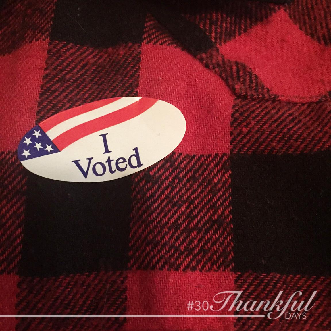 Freedom to Vote