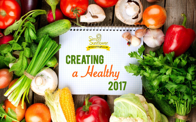 Creating A Healthy 2017