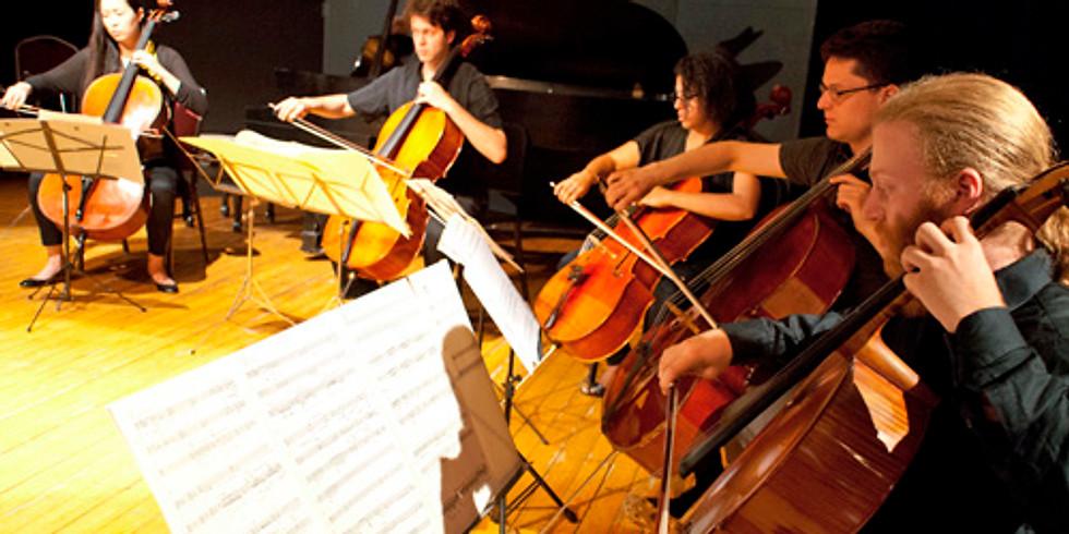 Music from Salem: Cello Seminar Concert