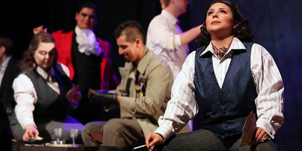 CSUSB Opera Theatre: Robert Xavier Rodriguez