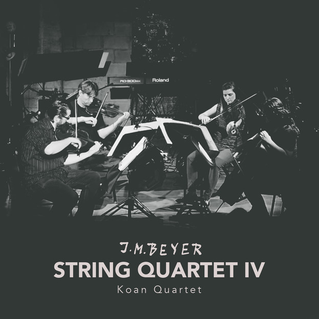 Johanna Beyer: String Quartet IV