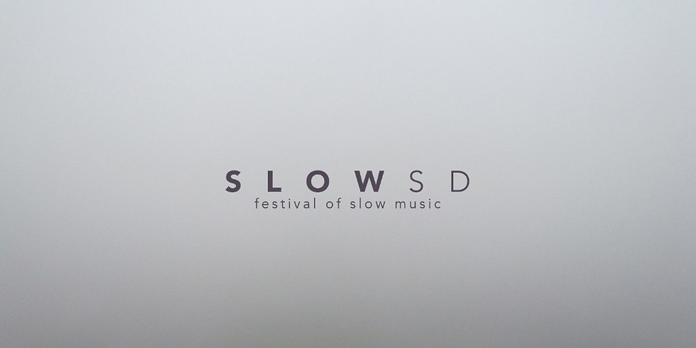 SlowSD: John Cage and Laurence Crane