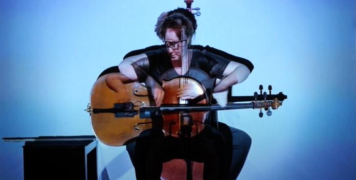 Simon Steen Andersen: Study for String Instrument #3