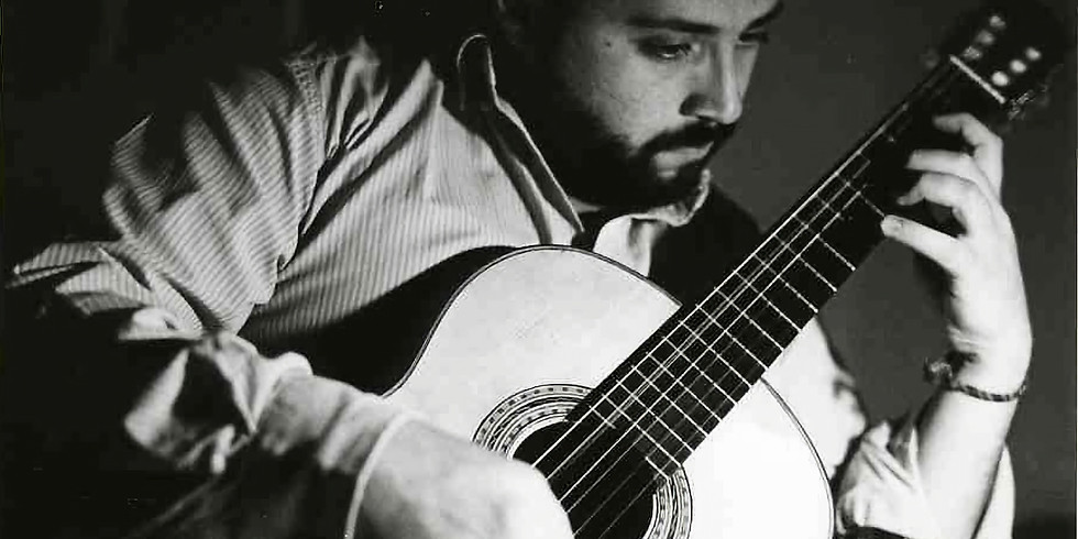 Pablo Gomez-cano Guitar Recital