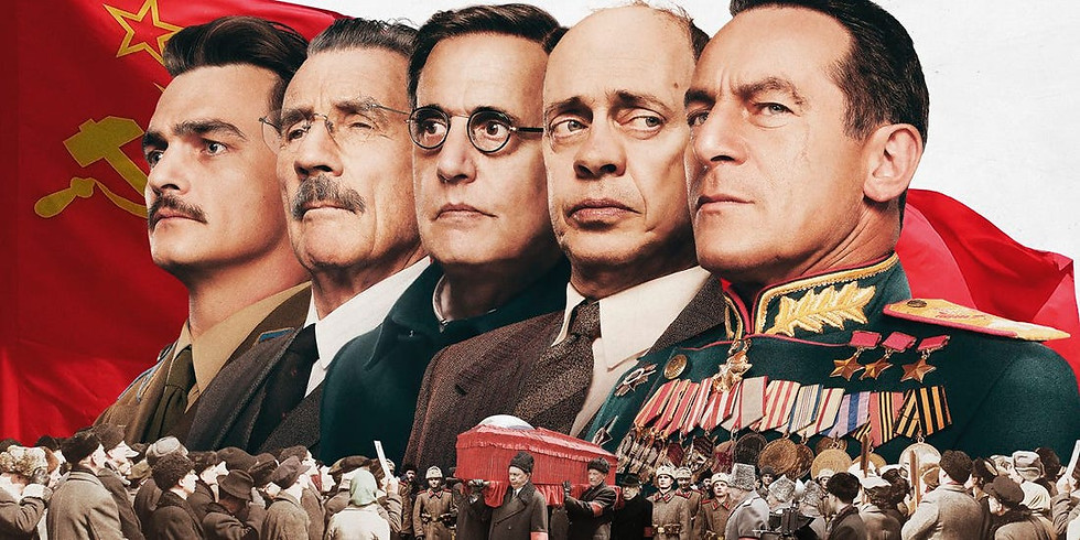 Wordless Music: DEATH of STALIN