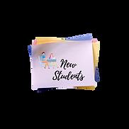 Sticky Notes New Students
