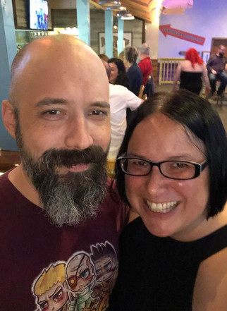 Jesse and Liz, Harmony Springs Gives Voice Podcast