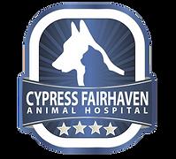 Logo, Cypress Fairhaven Animal Hosptal