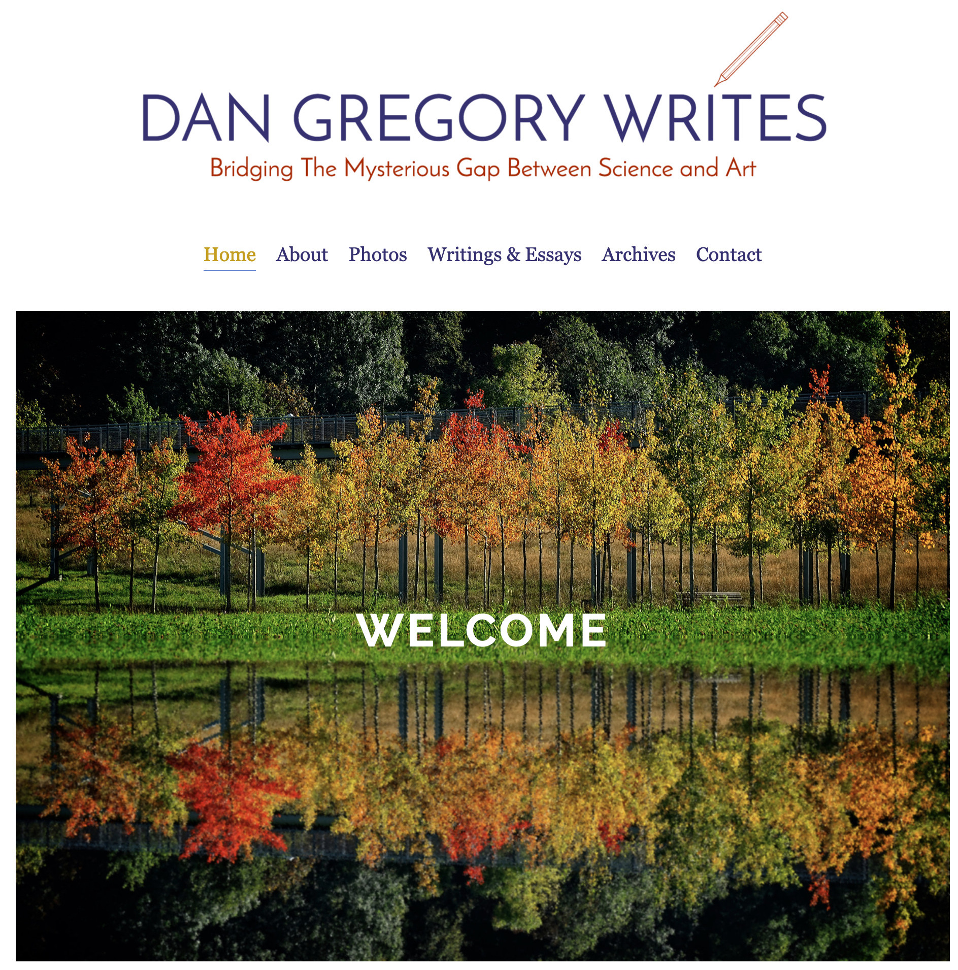 Dan Gregory Writes