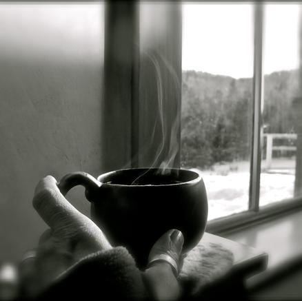 Winter Tea, Anne Bergeron