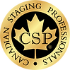 CSP- logo on Interior Motives Home Staging | Halifax, Nova Scotia
