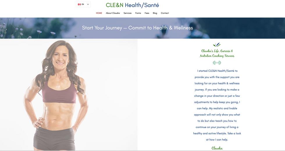 CLE&N Health Sante