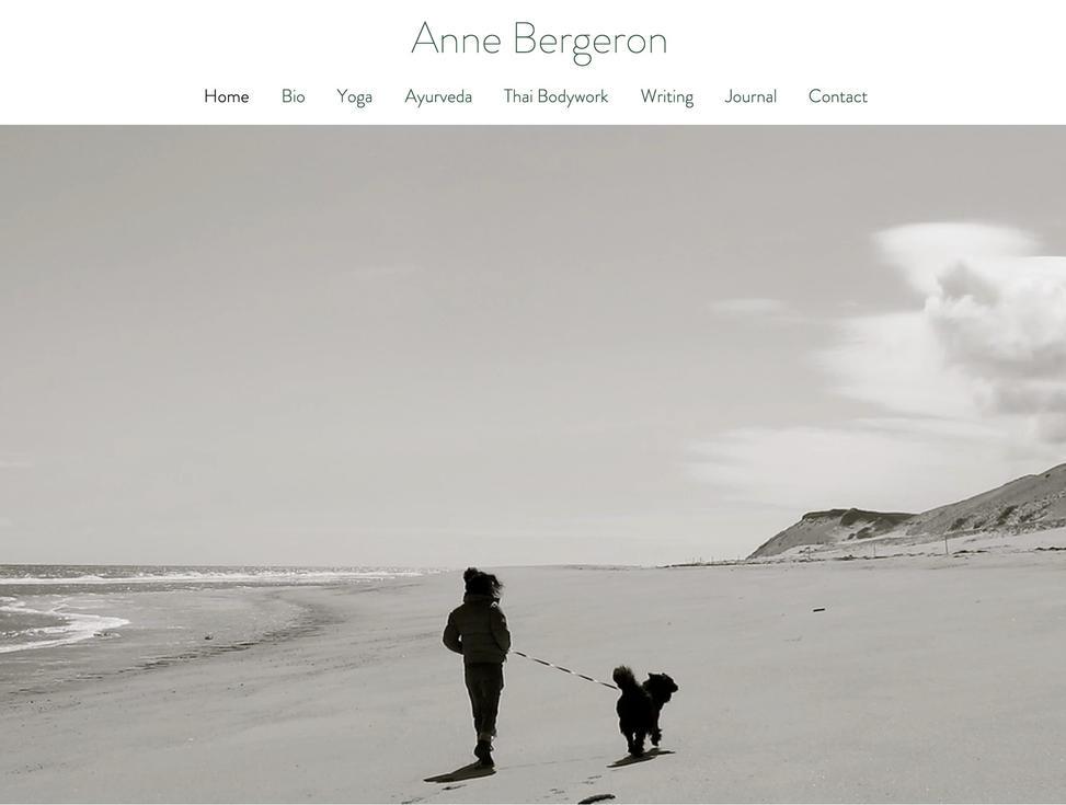 Anne Bergeron