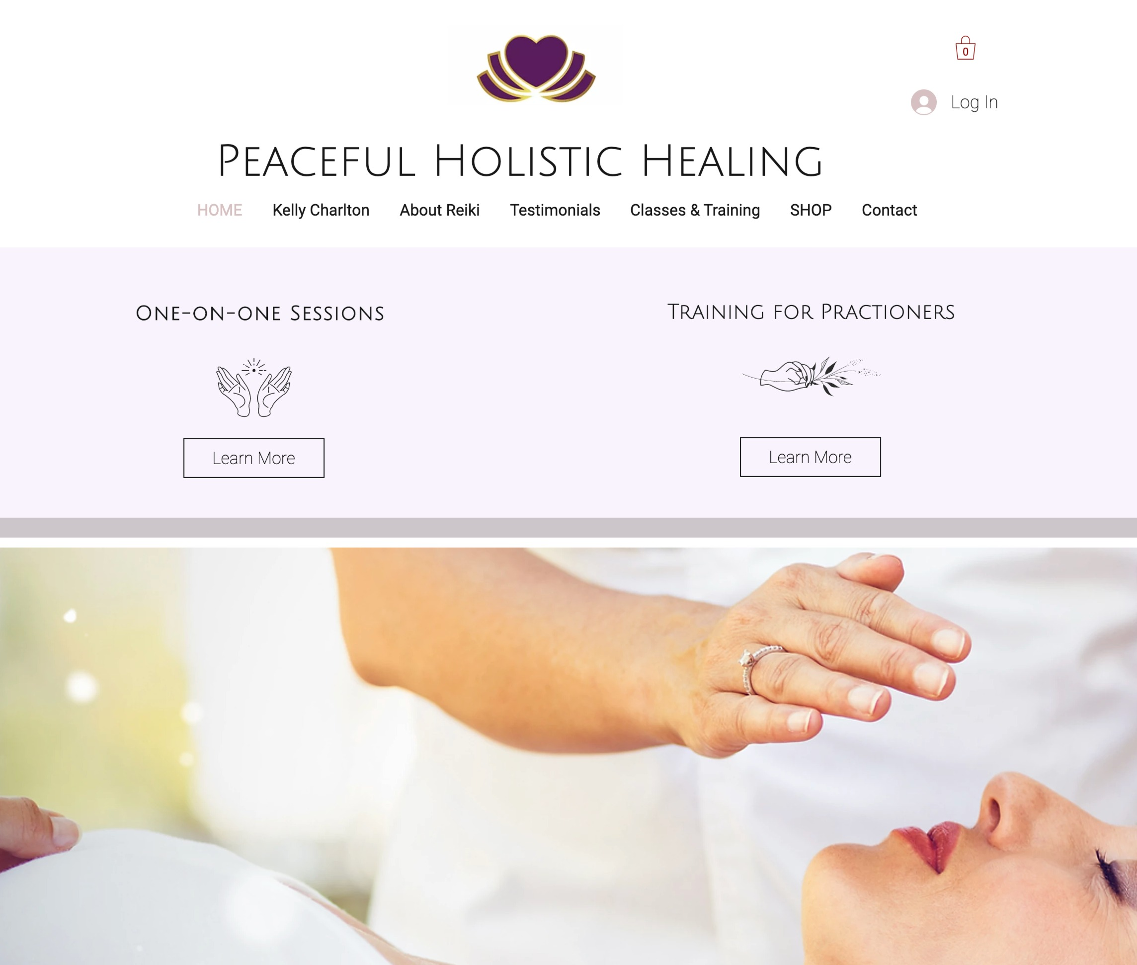 Peaceful Holistic Healing