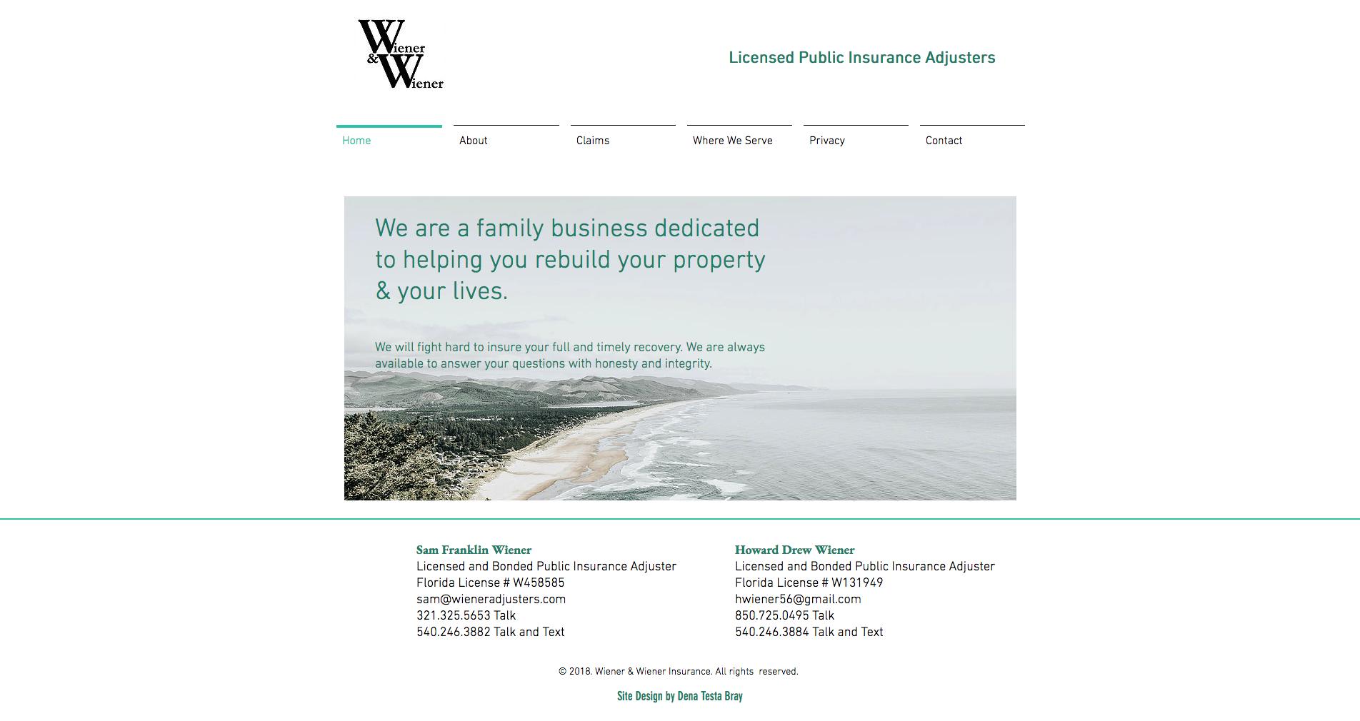 Weiner and Weiner Insurance