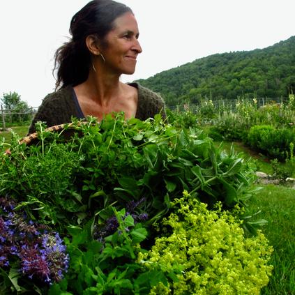 Garden, Anne Bergeron