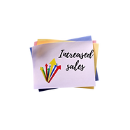 Sticky Notes Increased Sales