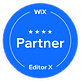 Wix Partner Badge, Web Design by Dena Testa Bray, LLC