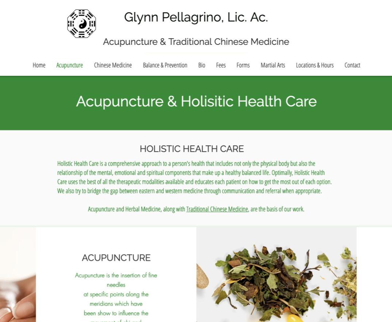 Glynn Pellagrino, Lic. Ac.