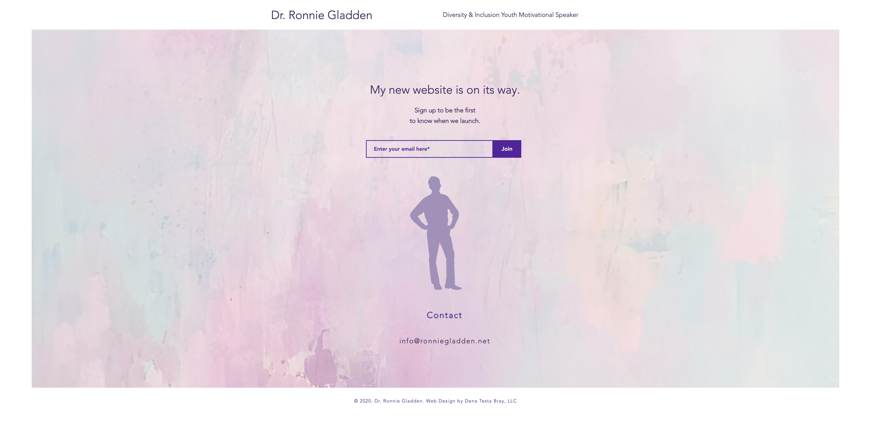 Dr. Ronnie Gladden