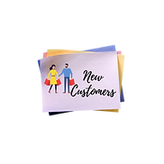 Sticky Notes New Customers