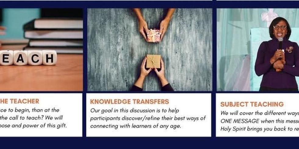 Faith-Based Leadership: Facilitating Knowledge Exchanges