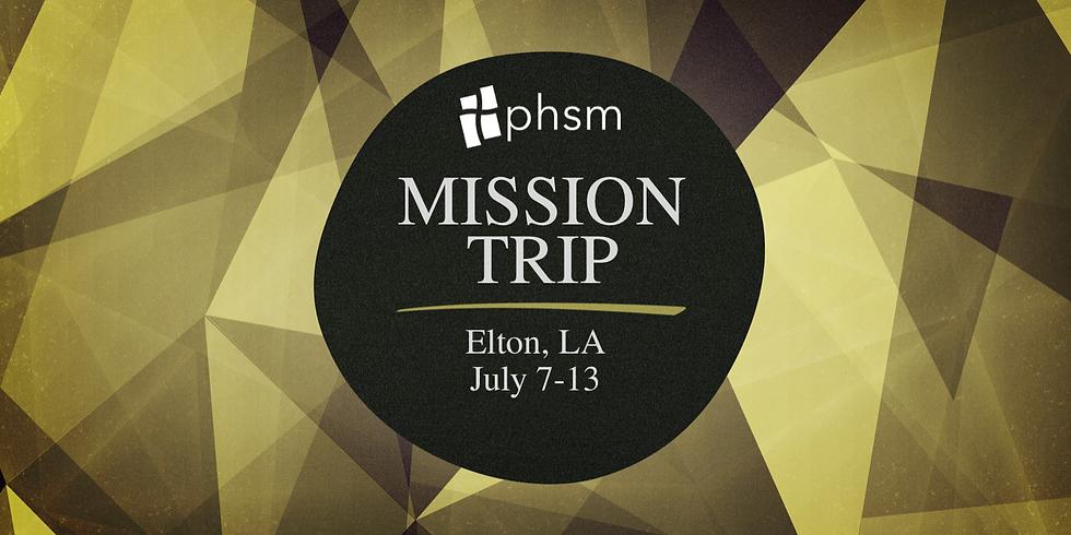 Student Mission Trip