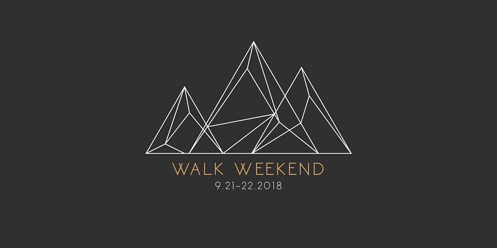 Walk Weekend