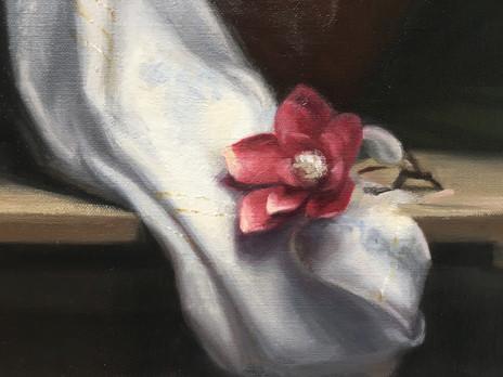 """Detail of """"Vanitas"""""""