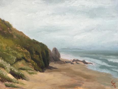 Winter Morning, Beacon's Beach