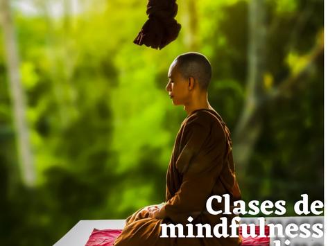 Clases de mindfulness