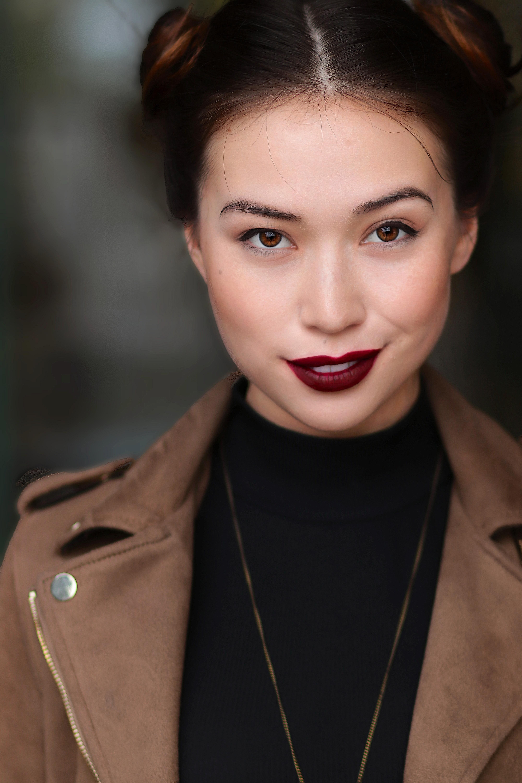 Olivia Cordell - Character Headshot