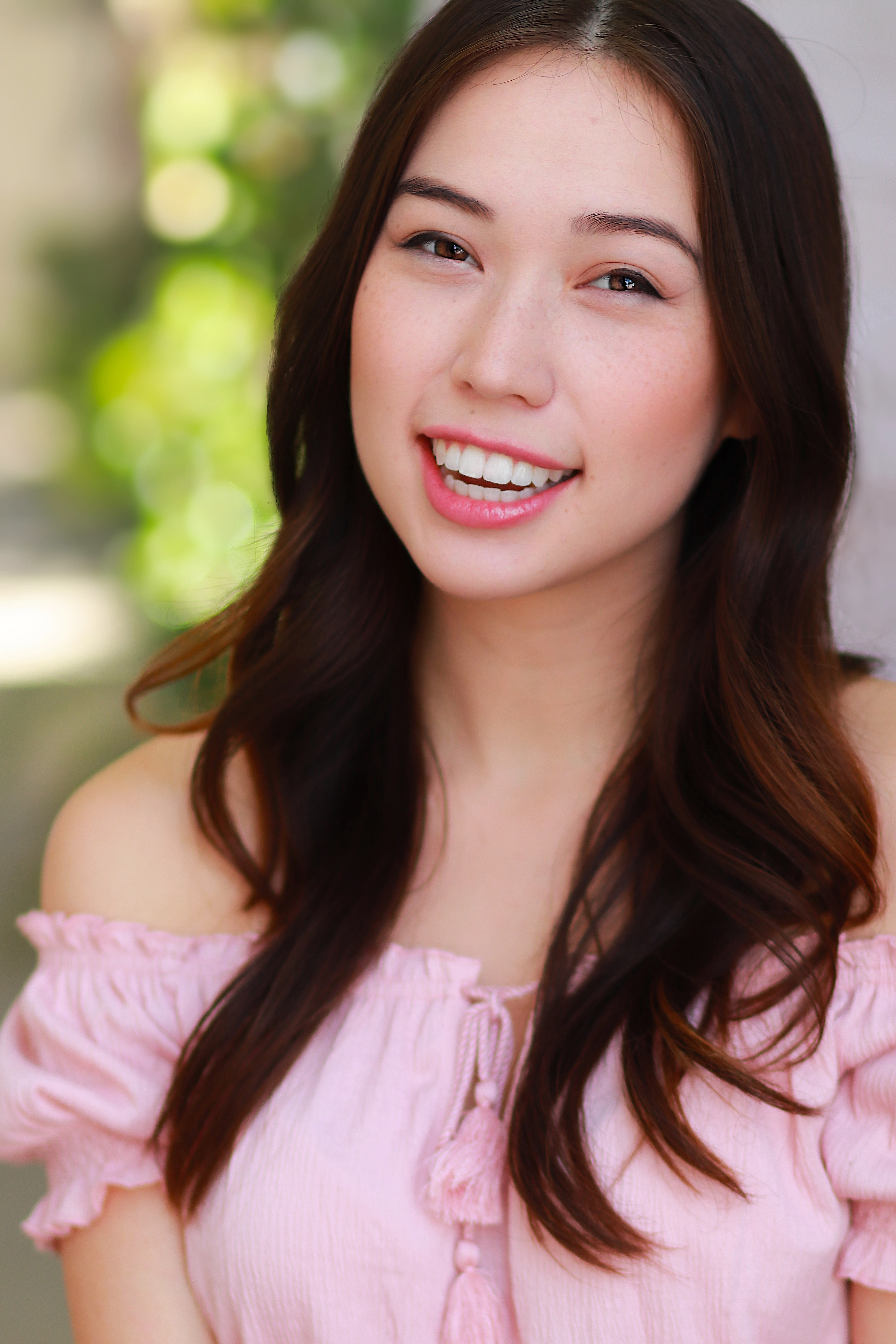 Olivia Cordell - Commercial Headshot