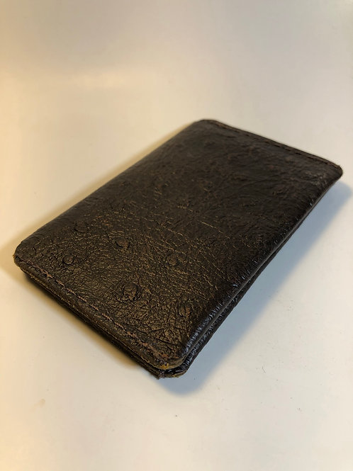 Brown Front Pocket Wallet