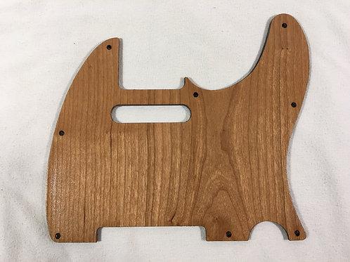 Fender Telecaster Pickguard Cherry