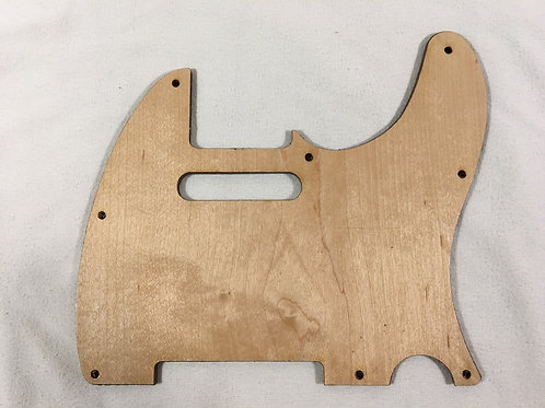 Fender Telecaster Pickguard Maple