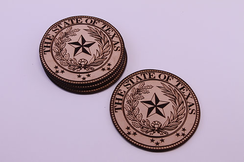 State of Texas Coasters