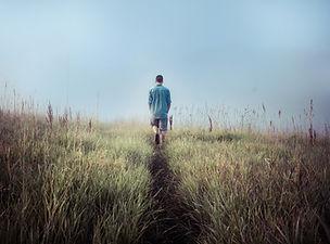 Man Walking em Campos