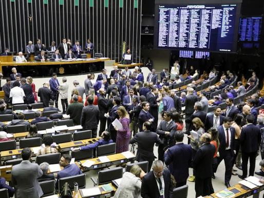 Aprovado na Câmara dos Deputados o PL4162/19 que estabelece novo marco legal do saneamento