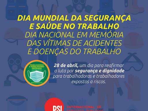 """""""NOTA DA ISP SOBRE A REVISÃO DAS NORMAS REGULAMENTADORAS DE SAÚDE E SEGURANÇA NO TRABALHO"""""""