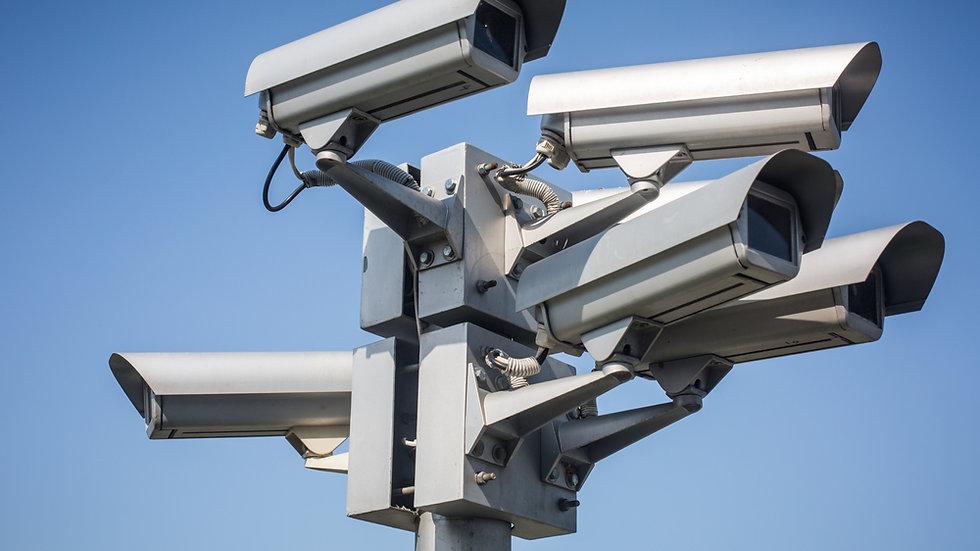 Outdoor & Indoor CCTV Surveillance Equipment