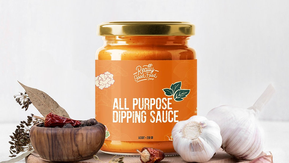 All Purpose Dipping Sauce 250 gr