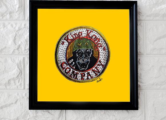 King Kong Company - Taxi Driver