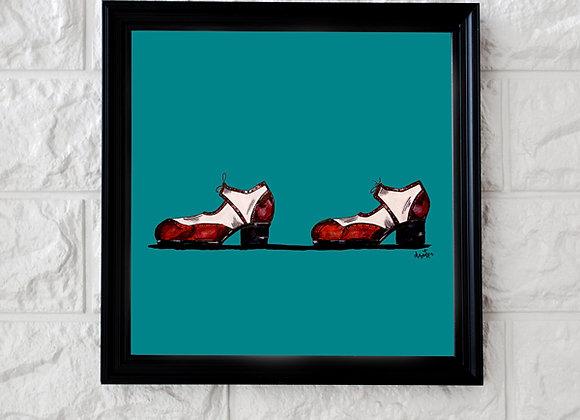 """""""Los zapatos de mamá""""- Jojo Rabbit"""