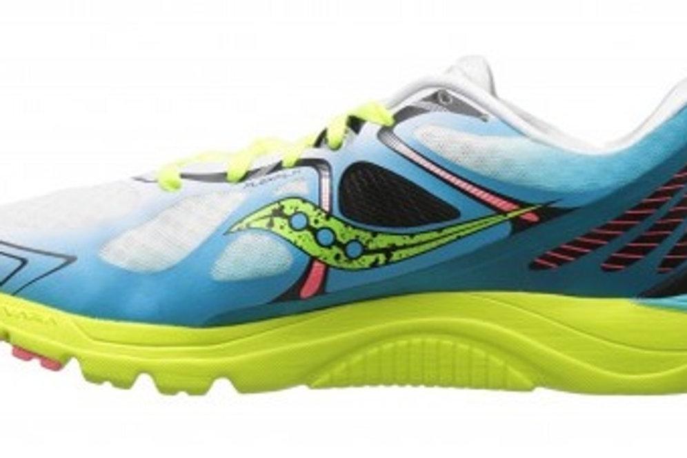 saucony kinvara 6 mujer zapatos