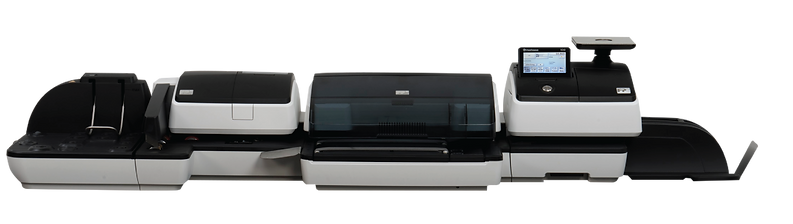 Automatic Postage Meter