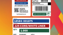 Personalized, Color Shipping Labels From Your Black & White Zebra Printer? YES!!