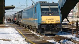 MÁV-START Bombardier Traxx