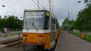 Budapest Tram Line 14