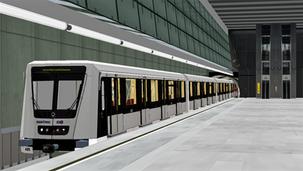 Budapest Metro Line M4